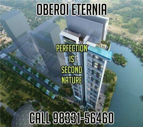 Oberoi Eternia Amenities | Real Estate | Scoop.it