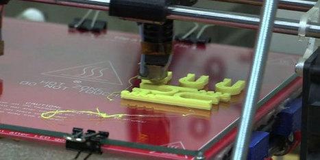 3D-printer klaar voor grote doorbraak: de printer levert meer op dan deze kost - Scientias.nl | De toekomst volgens Sandro | Scoop.it