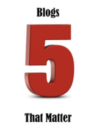 The Friday Five, Blogs That Matter - August 29, 2014 | The Transformational Leadership Strategist | Digital Leadership & C- Suite | Scoop.it