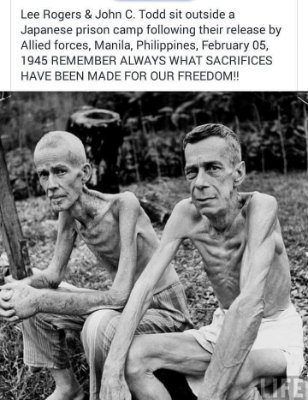 POWS 1945 .. We Have a Few Of Our Own WWII Wounds Mr. President....... | Criminal Justice in America | Scoop.it