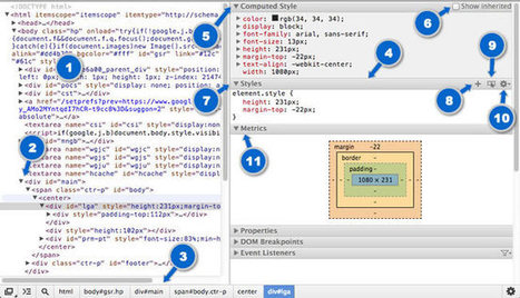 Tutorial de Chrome Developer Tools - Herramienta para desarrolladores | angularJS | Scoop.it