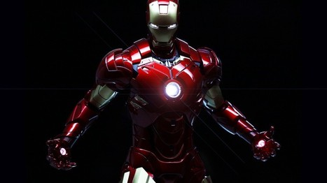 Iron Man bientôt sur le champ de bataille ? | Intelligences collectives | Scoop.it