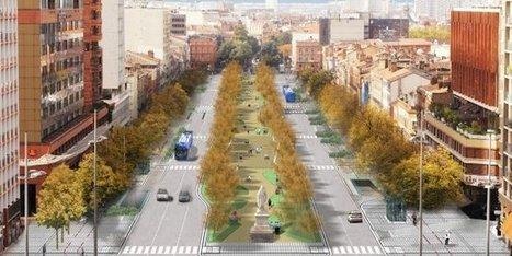 Ce qu'il faut savoir sur les allées Jean-Jaurès transformées en ramblas | Toulouse La Ville Rose | Scoop.it
