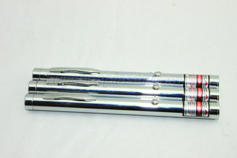 上品な 豪華な 50mwパーブルレーザーポインター 上品な銀色ボデイ | buycheaplaser.com | Scoop.it