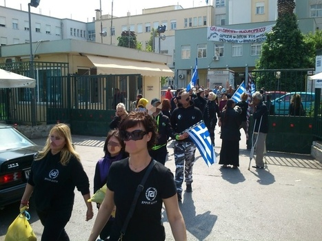 Golden Dawn - International Newsroom: Our Social Solidarity activism and their empty promises | The Indigenous Uprising of the British Isles | Scoop.it