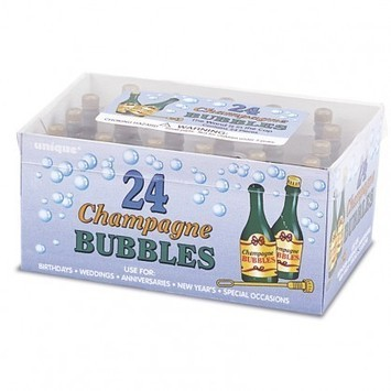 Bulles de savon mariage style bouteille de Champagne | Cbodeco.com - Boutique Festive | Scoop.it