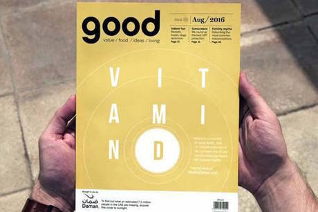 Une couverture de magazine qui se révèle au soleil | Typographie, Mise en page et ce qui m'intéresse | Scoop.it