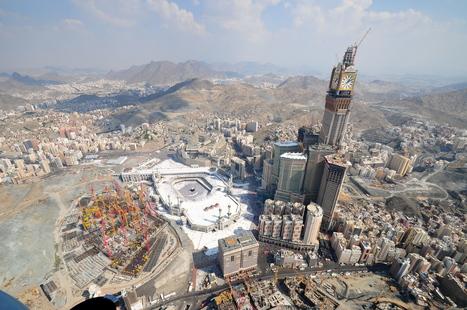 Le pèlerinage à La Mecque : une industrie sous contrôle - La Vie des idées | Economie et STMG | Scoop.it