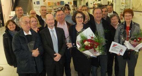 Le prix «Tout ouïe» pour Laurence Calmels, directrice du groupe Manatour   Musée Aeroscopia   Scoop.it