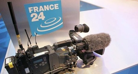 France 24 arrive sur la TNT en Ile-de-France | DocPresseESJ | Scoop.it