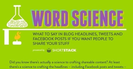 Get MORE Facebook Shares by Using These Words in Your Posts | Social Media Bits and Bobs | Scoop.it