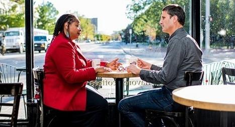 BTN LiveBIG: Michigan coffee klatch brews innovation among faculty - Big Ten Network   Lean Six Sigma Innovation   Scoop.it