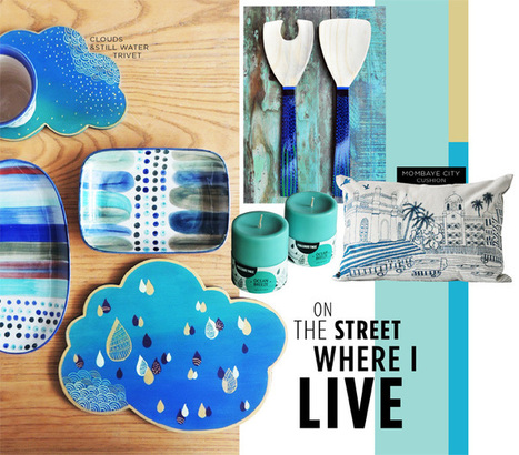 Shop Good Design Everyday at Freedom Tree! Colorful Contemporary Home | home-fabrics | Scoop.it