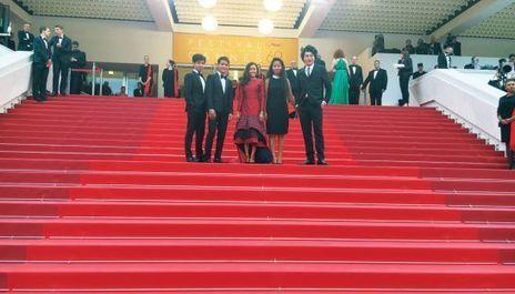 Cambodian pride was on display in Cannes | Cinéma Cambodgien | Scoop.it