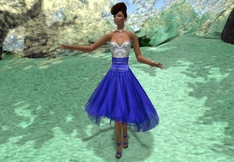 El Baul de la Moda en SL: Regalo del mes en Glitterati by Sapphire | moda | Scoop.it