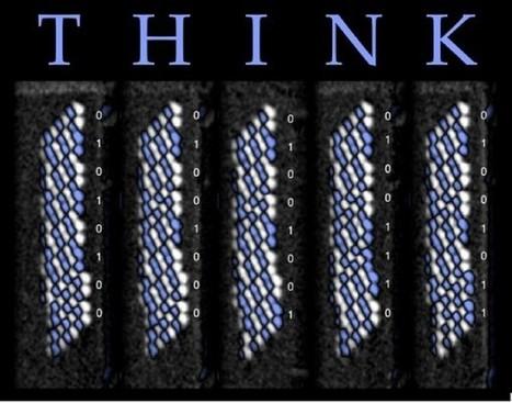 IBM a mis au point la plus petite mémoire magnétique du monde ... | Les R&D | Scoop.it