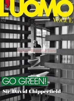 Buy Luomo Vogue Magazine :: Fashion Magazine Store | Fashion Magazine Store | Scoop.it