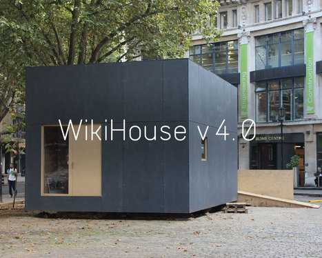 WikiHouse | Participatory & collaborative design | Diseño participativo y colaborativo | Scoop.it