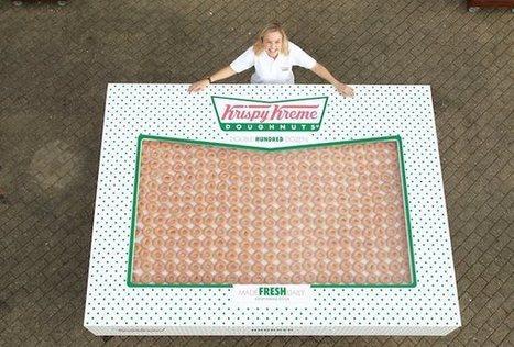 Offre spéciale : une boîte de 2400 donuts   streetmarketing   Scoop.it
