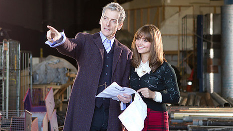 BBC - Blogs - Doctor Who - Peter Capaldi begins filming on Doctor Who | Serie Televisive | Scoop.it