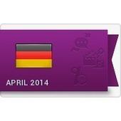 April 2014 Social Marketing Report: Germany Regional   Marketing   Scoop.it