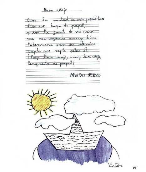 Cuaderno de poesía | lectoescritura en primaria | Scoop.it