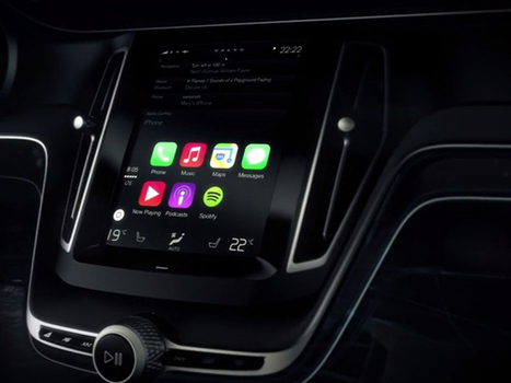 Apple's CarPlay: A Review | SG Interactive | SG Interactive Pte Ltd. | Scoop.it