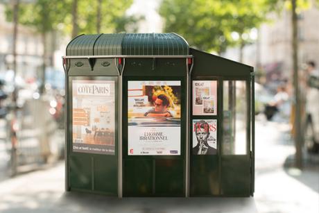 Le nouveau kiosque de presse parisien, un accès à la presse renouvelé et attractif? | DocPresseESJ | Scoop.it