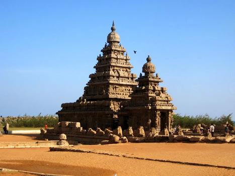 Monuments de Mahabalipuram, Tamil Nadu | Voyage photographie en Inde | Scoop.it