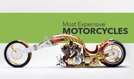 16 Most Expensive Motorcycles In The World | GrabOn | Scoop.it