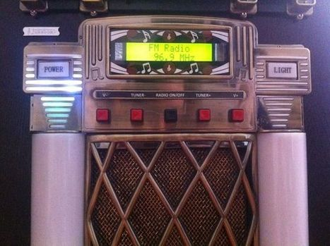 FM Radio With Si4703 Breakout Board, LCD and Arduino | Raspberry Pi | Scoop.it