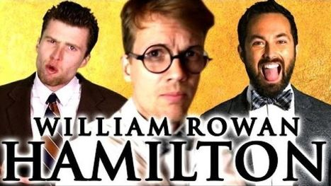 Get Your Math Geek On with This A Capella Hamilton Parody | Maths-Science | Scoop.it