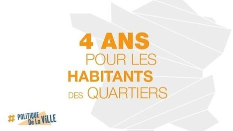 Bilan #PolitiqueDeLaVille : 4 ans pour les habitants des quartiers - Ville.gouv.fr - Ministère de la Ville | Vie Associative et ESS | Scoop.it