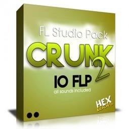 Crunk 10 FL Studio Projects 2 | Lil Jon Full Drum Kit | Hex Loops | keep hip hop alive | Scoop.it