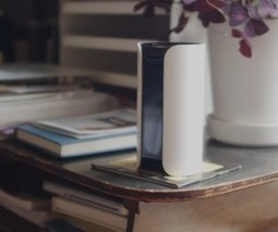 Canary's multi-sensor security hub learns about your home and alerts you whenever something is amiss | IoT | Scoop.it