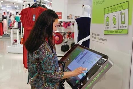 Technology: The rise of interactive retailing | Marketing | Scoop.it