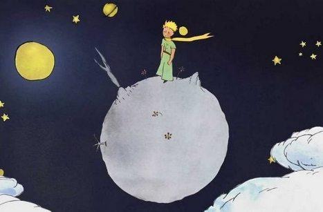 5 μαθήματα ζωής που μας δίδαξε ο Μικρός Πρίγκιπας | omnia mea mecum fero | Scoop.it