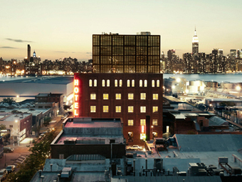 The Brooklyn Nightclub That Everyone's Been Waiting For Opened This Weekend, And It Was Totally Epic | FROM MY OFFICE | Scoop.it