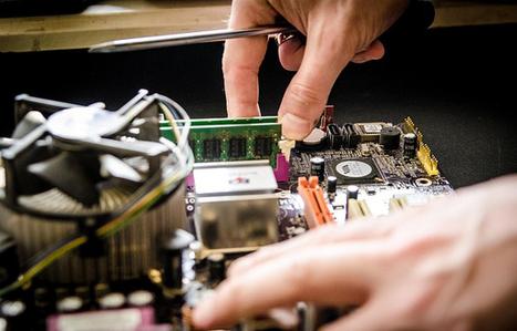 Obsolescence programmée : des ordinateurs à durée illimitée | Repair Café | Scoop.it