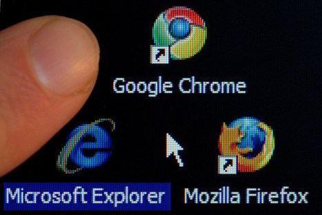 Microsoft Fixes Internet Explorer Security Bug - TIME | Technological Sparks | Scoop.it