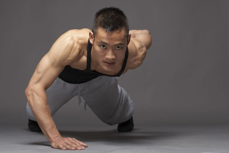 The Best Exercises to Stimulate Abs, Glutes, Chest, and Triceps | Fit & Healthy | Scoop.it