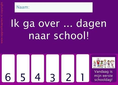 Beloningskaarten, dagritmekaarten, aftelkalenders, zakgeldlijsten en pictogrammen - gratisbeloningskaart.nl | Lees- en taalontwikkeling | Scoop.it