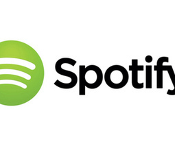 Spotify gets serious with a new, streamlined logo - The Verge   Music Business   Scoop.it