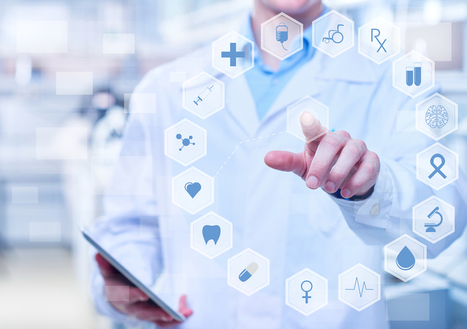 5 digital forces to reshape healthcare delivery | Digital Health | Scoop.it