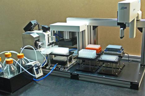 Microbiome Research - Hudson Robotics, Inc. | Robotics and Laboratory Automation | Scoop.it