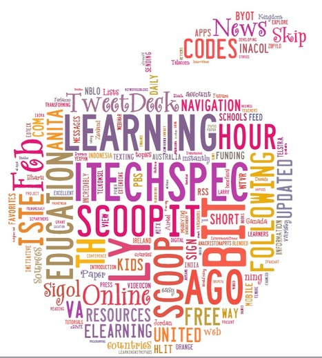 eLearning in Education - Anita Harris | E-Learning and Online Teaching | Scoop.it