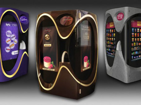 Behold The High-Tech Future Of Vending Machines | thefuture | Scoop.it