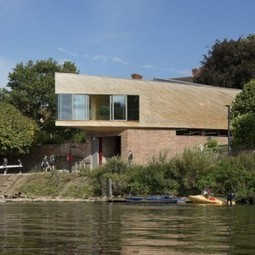 [Worcester, England] Michael Baker Boathouse by Associated Architects | The Architecture of the City | Scoop.it