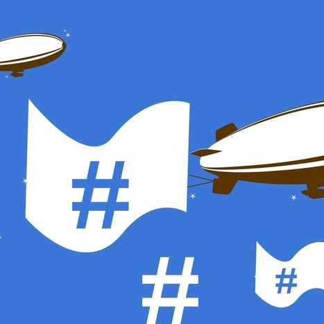 Facebook Hashtags Have Marketing Potential, Privacy Issues | Antoine Bourdois's Digital Content | Scoop.it
