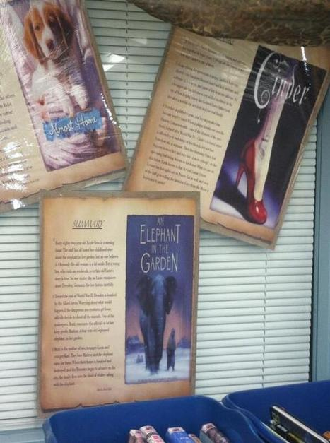 Twitter / sabodeen: @marissa_meyer Big display ... | Search Tech | Scoop.it